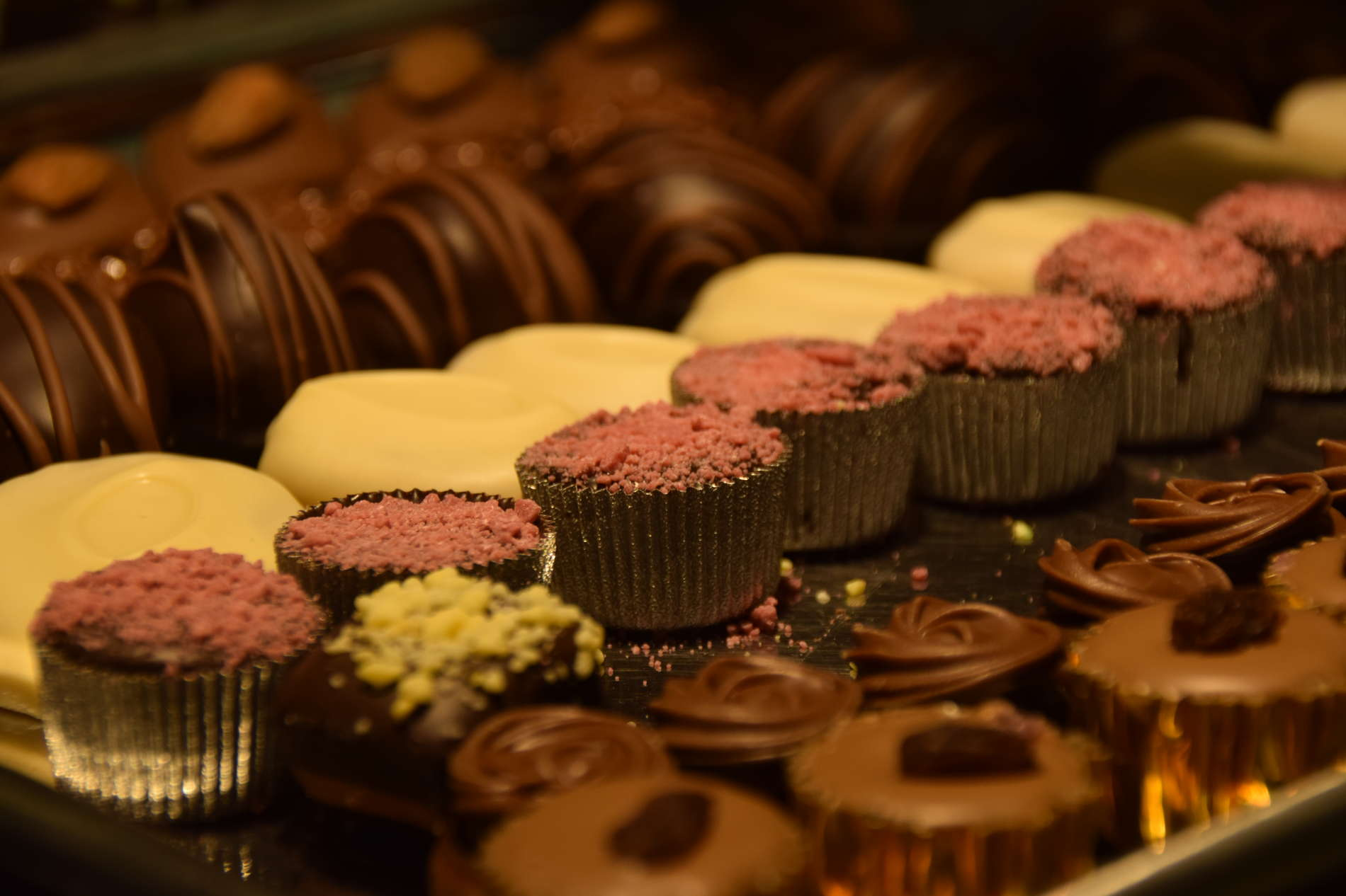 Anneli Viik chocolate