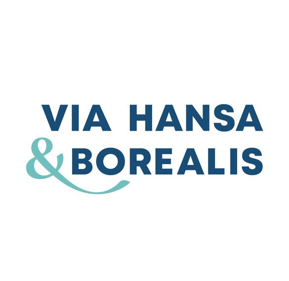 Logo of Via Hansa