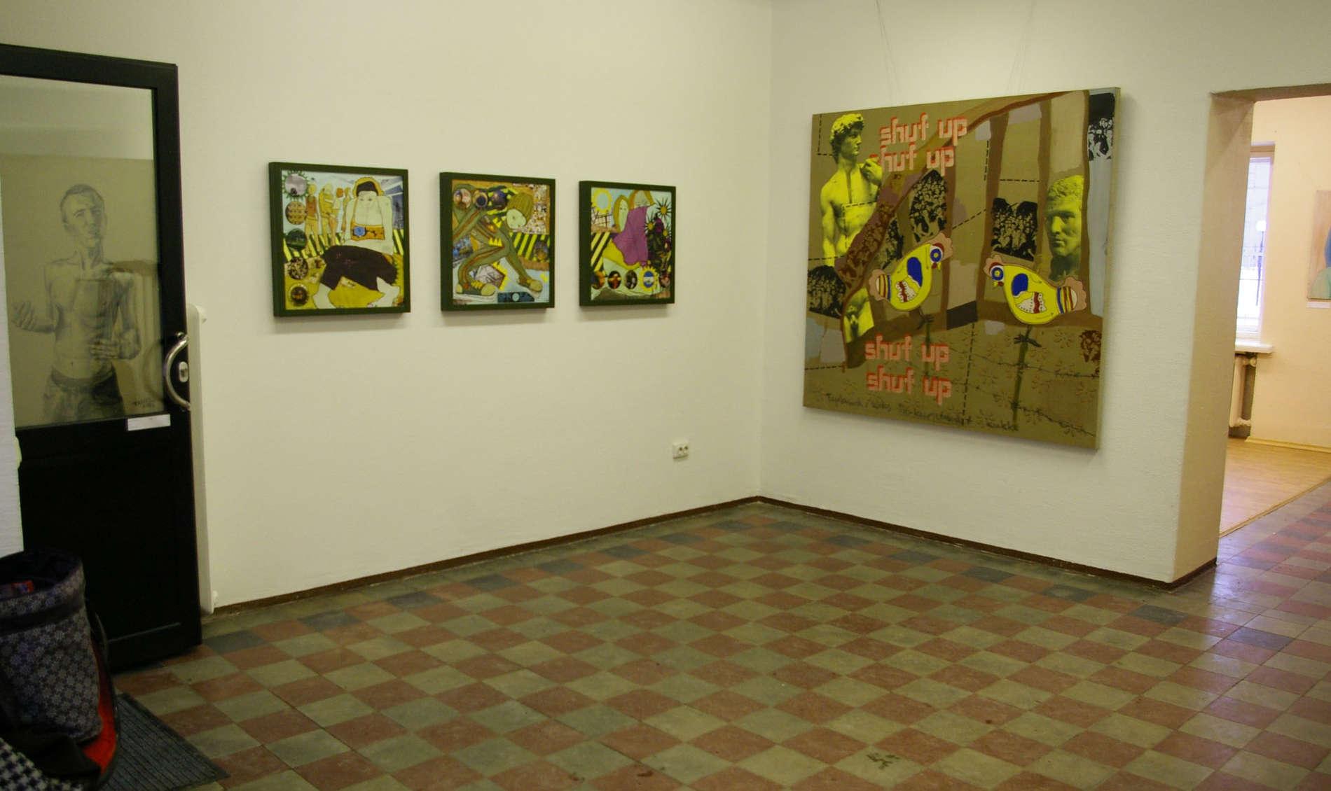Mäsu galleria Tallinnassa
