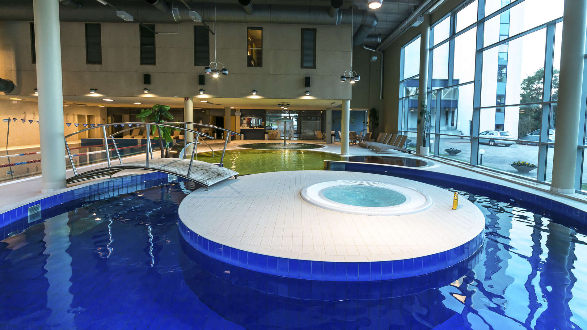Laulasmaa Spa and Conference Hotel - fuajee