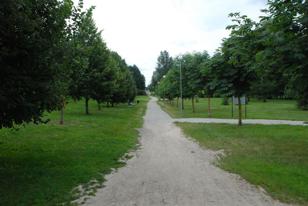 Dunteni park