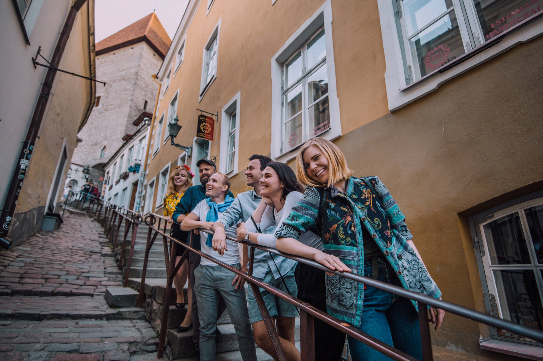 Tallinn in a Nutshell Free Walking Tour4