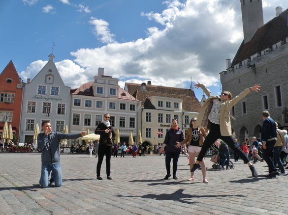 Photo Excursion: Old Town of Tallinn