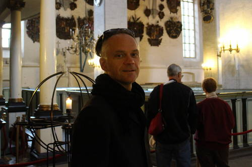 Tallinn's Dome Church – a place of reflection for Teet Kask