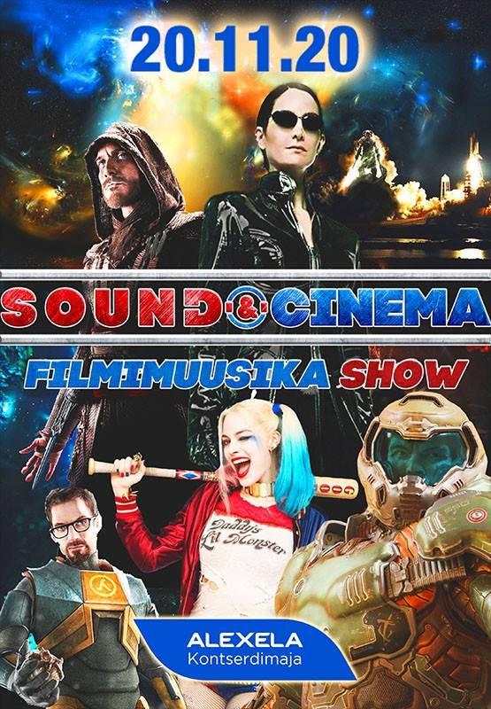 Sound & Cinema: Soundtrack Show