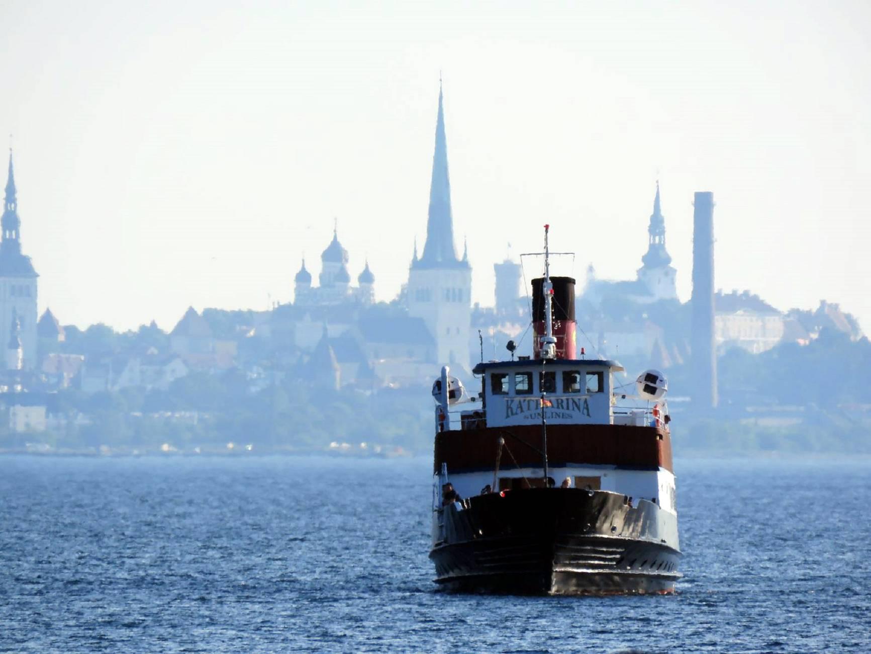 Sunlines Tallinn Bay Sightseeing Cruise