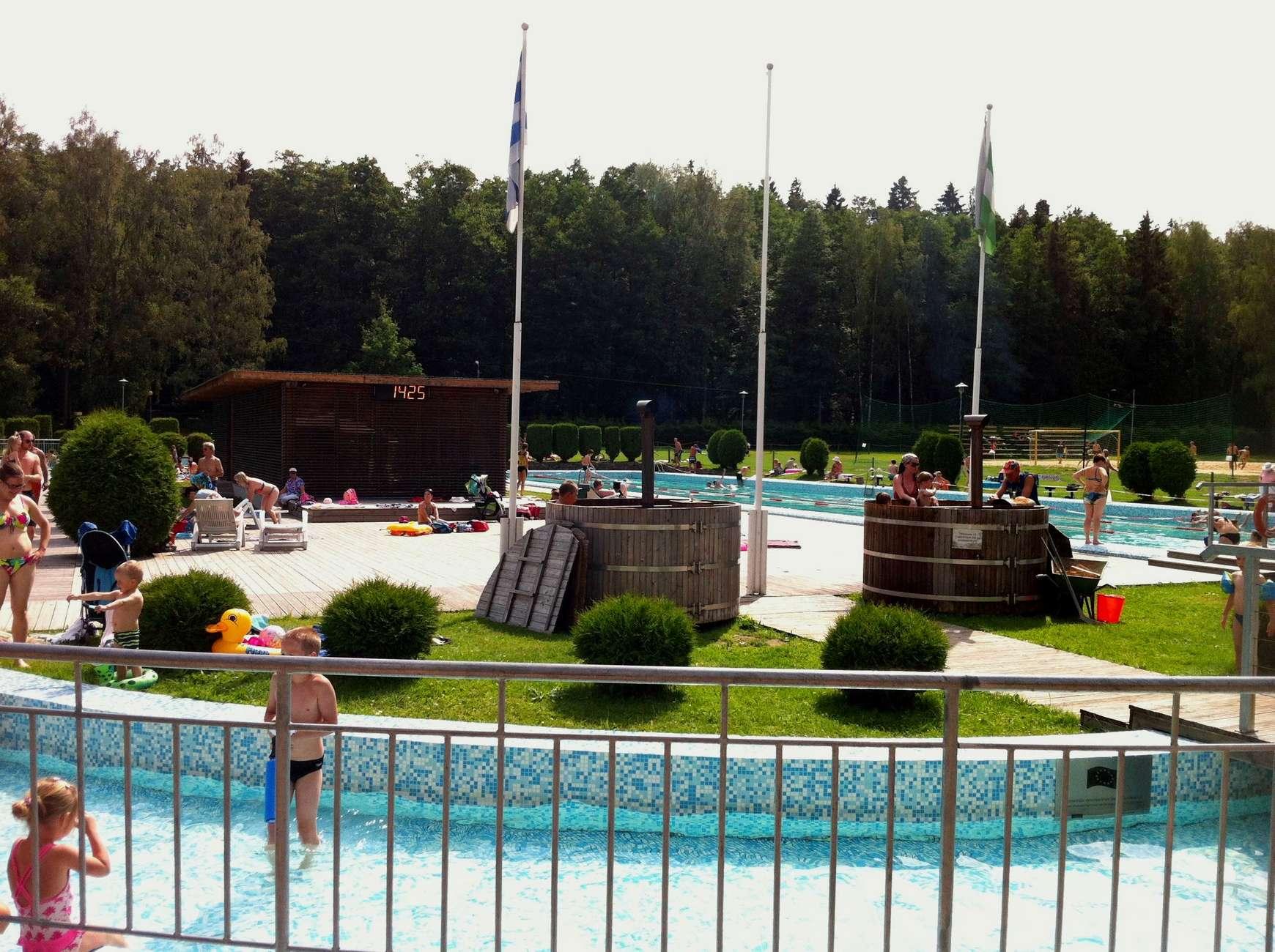 Sportzentrum Nõmme