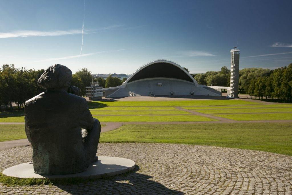 Tallinn Song Festival Grounds in Estonia