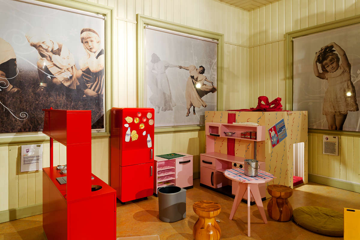 Children's Museum Miiamilla in Tallinn, Estonia