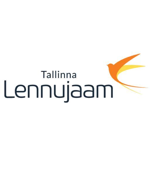 Logo of Tallinn Airport