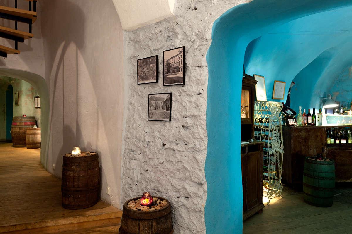 Luscher & Matiesen Museum of Estonian Drink Culture in Tallinn, Estonia
