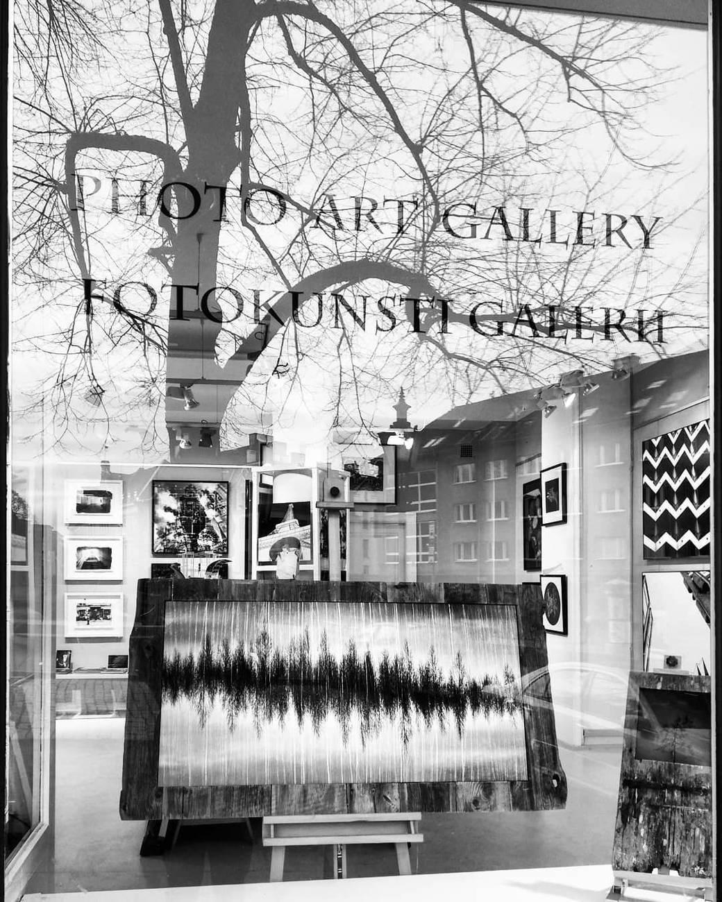 Okapi gallery in Tallinn, Estonia