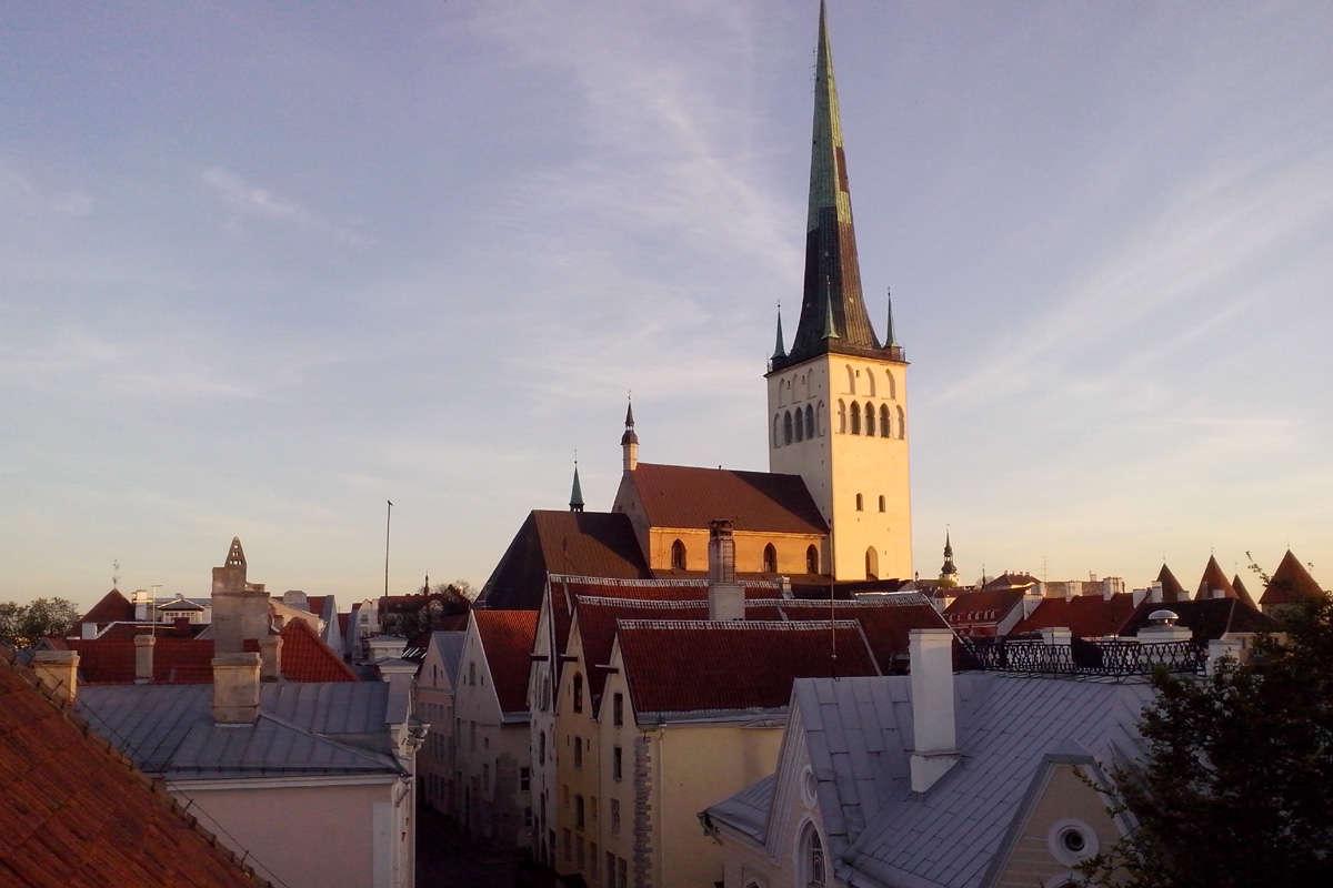 Tallinn in a Rush