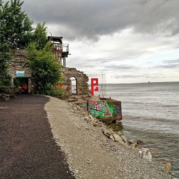 Tallinn boasts of new promenade