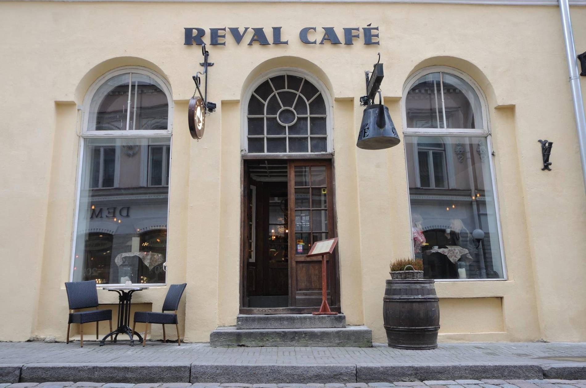 Reval Café Vene