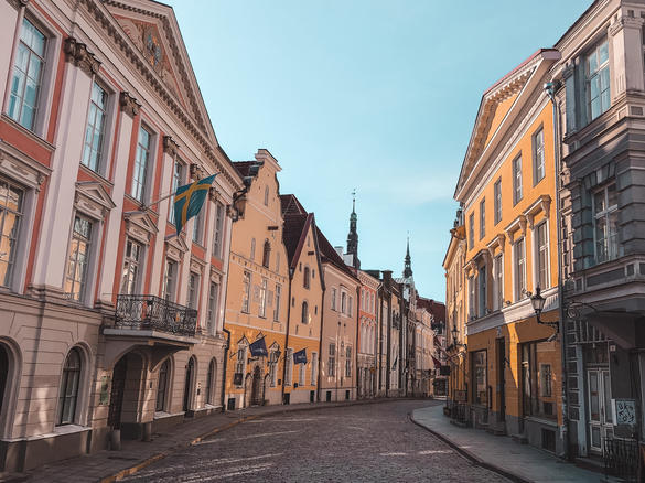 Top 4 things to do online in Tallinn