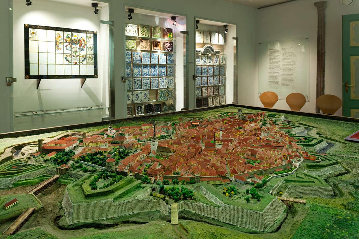 Tallinn City Museum in Tallinn, Estonia.