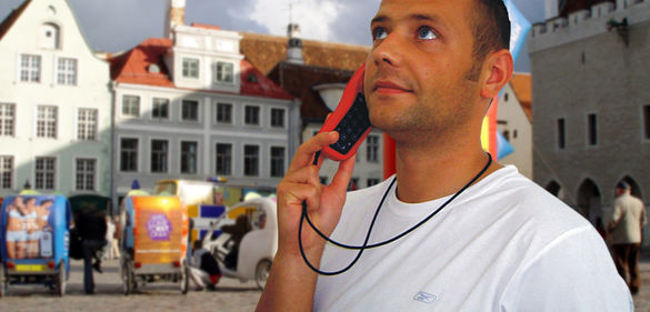 Audioguide Tallinn Old Town Walking Tour