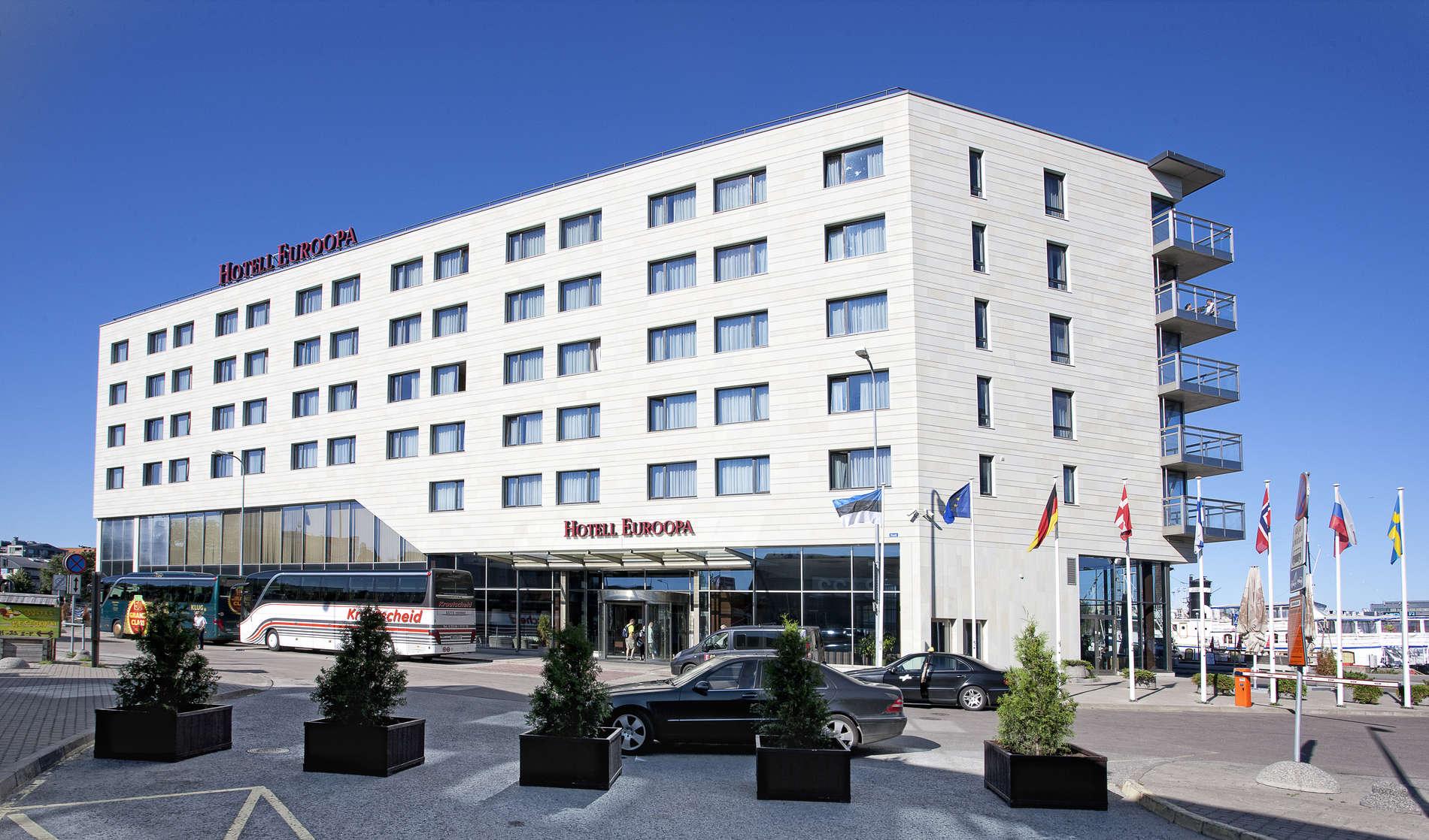 Hotell Euroopa **** - välis