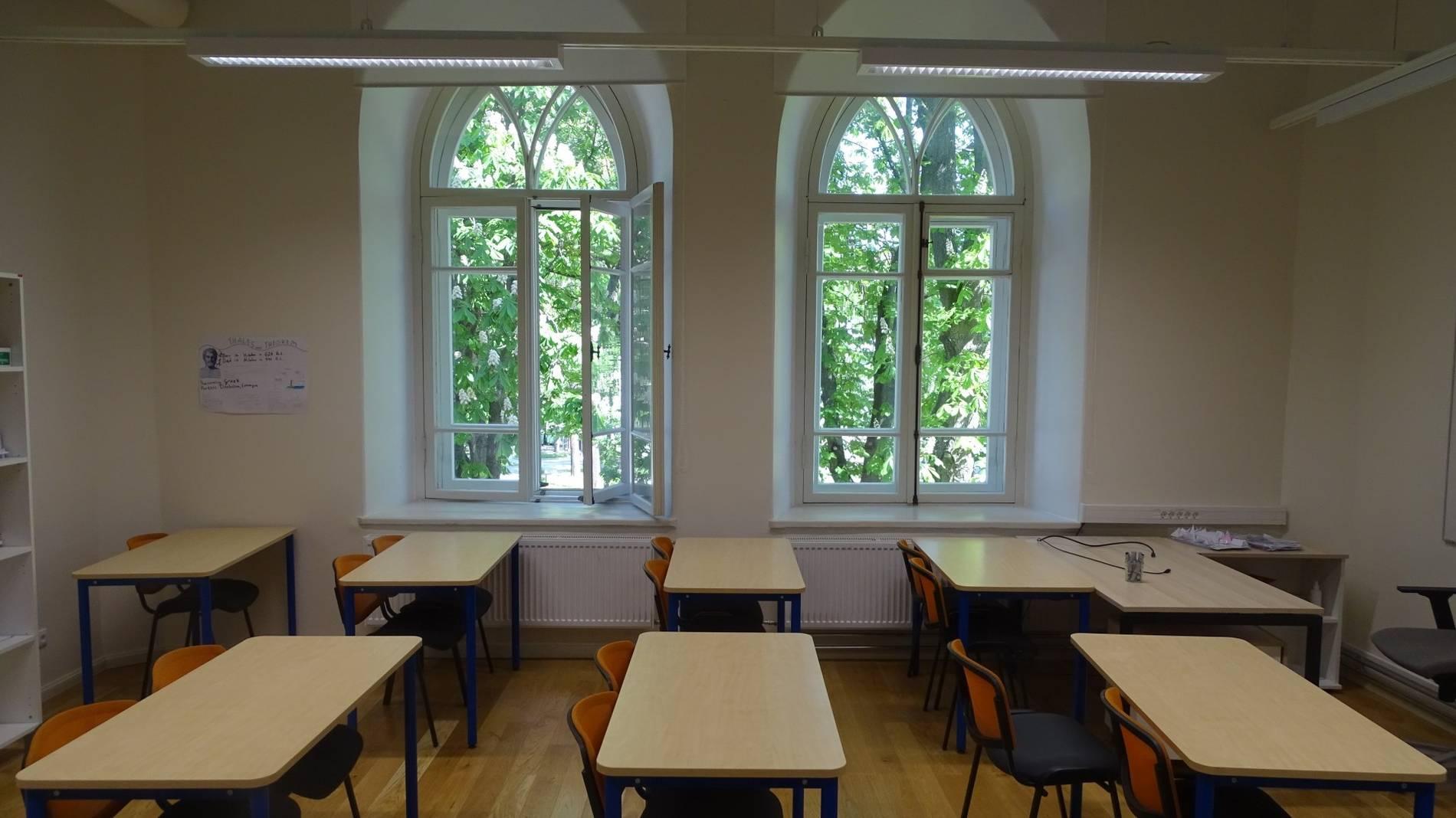 Tallinn European School - vabavalik