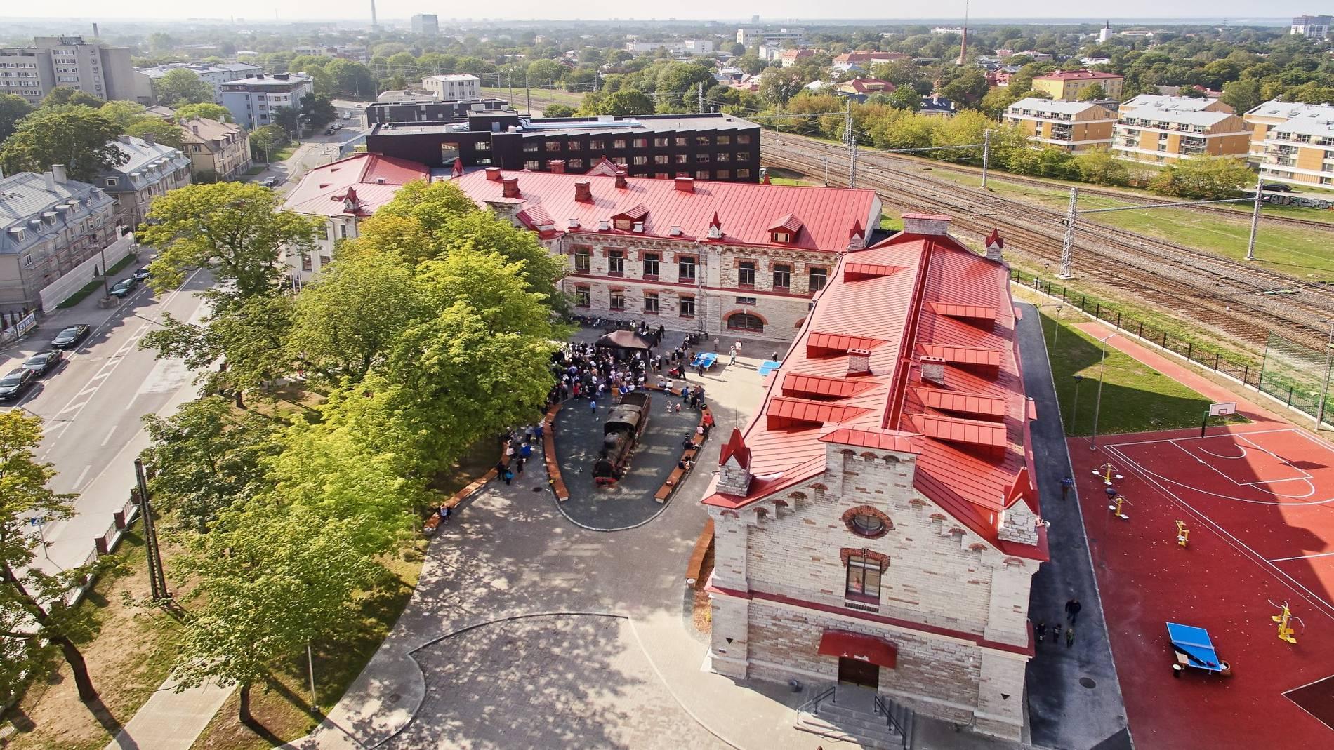 Tallinn European School - välis