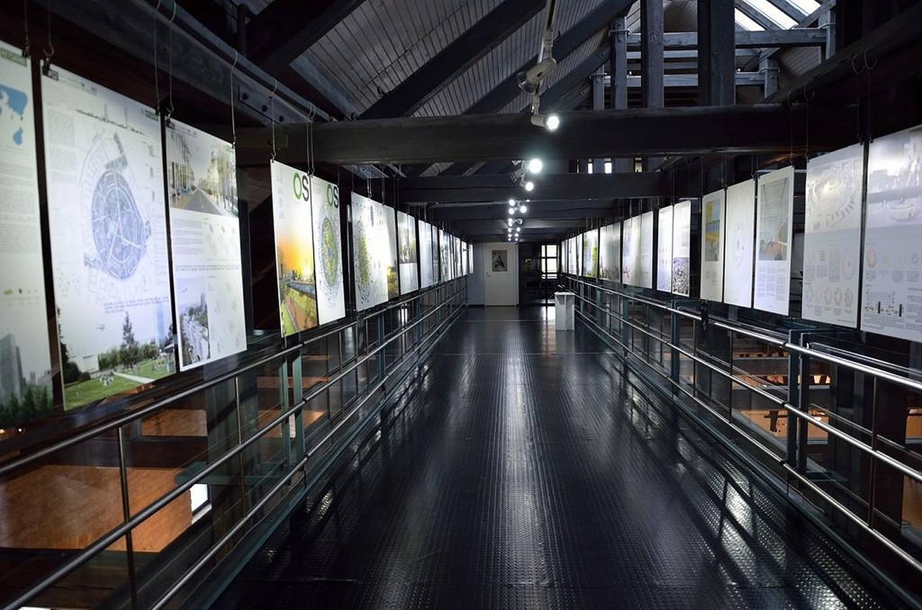 Museum of Estonian Architecture in Tallinn, Estonia