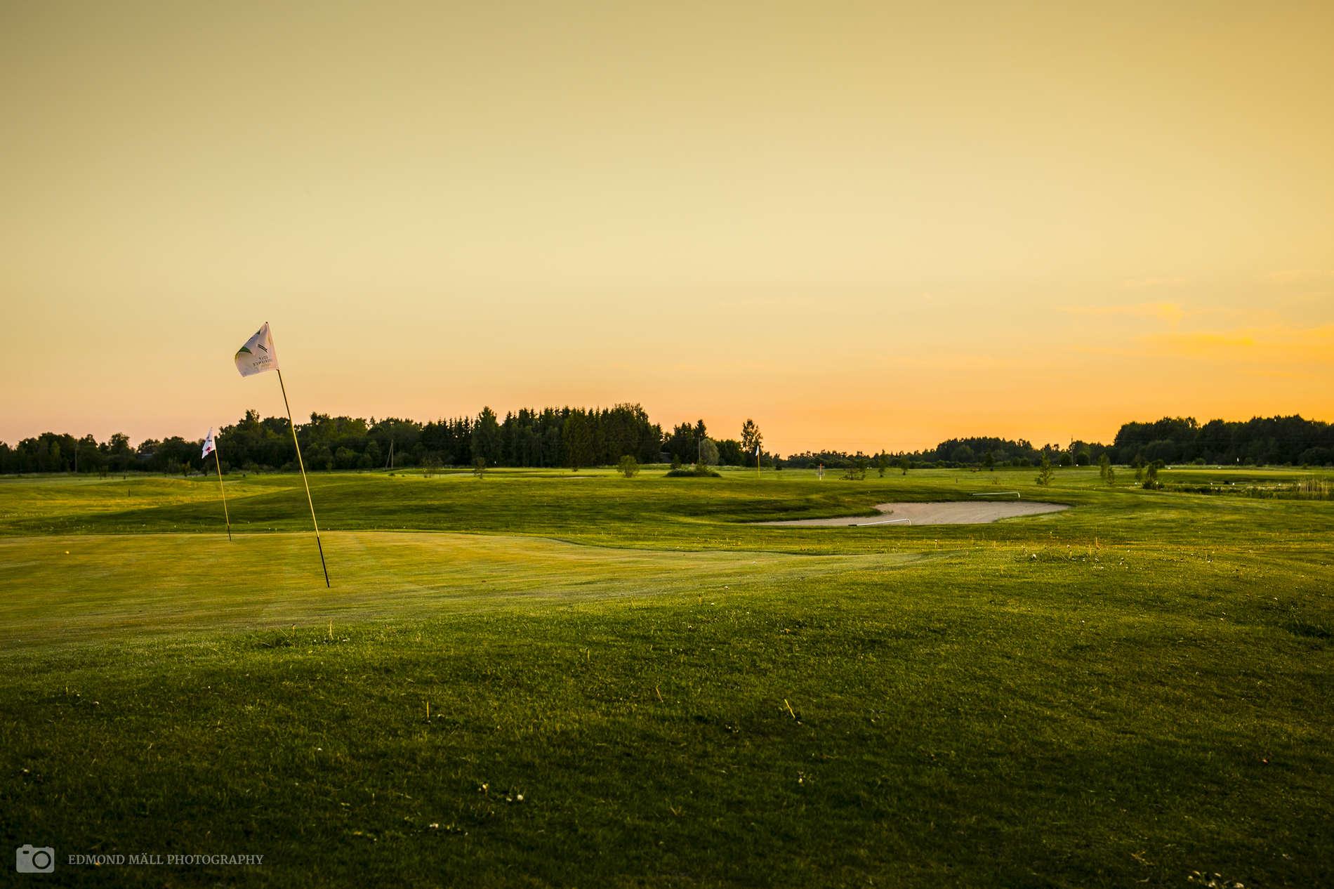Golf X Rae in Estonia