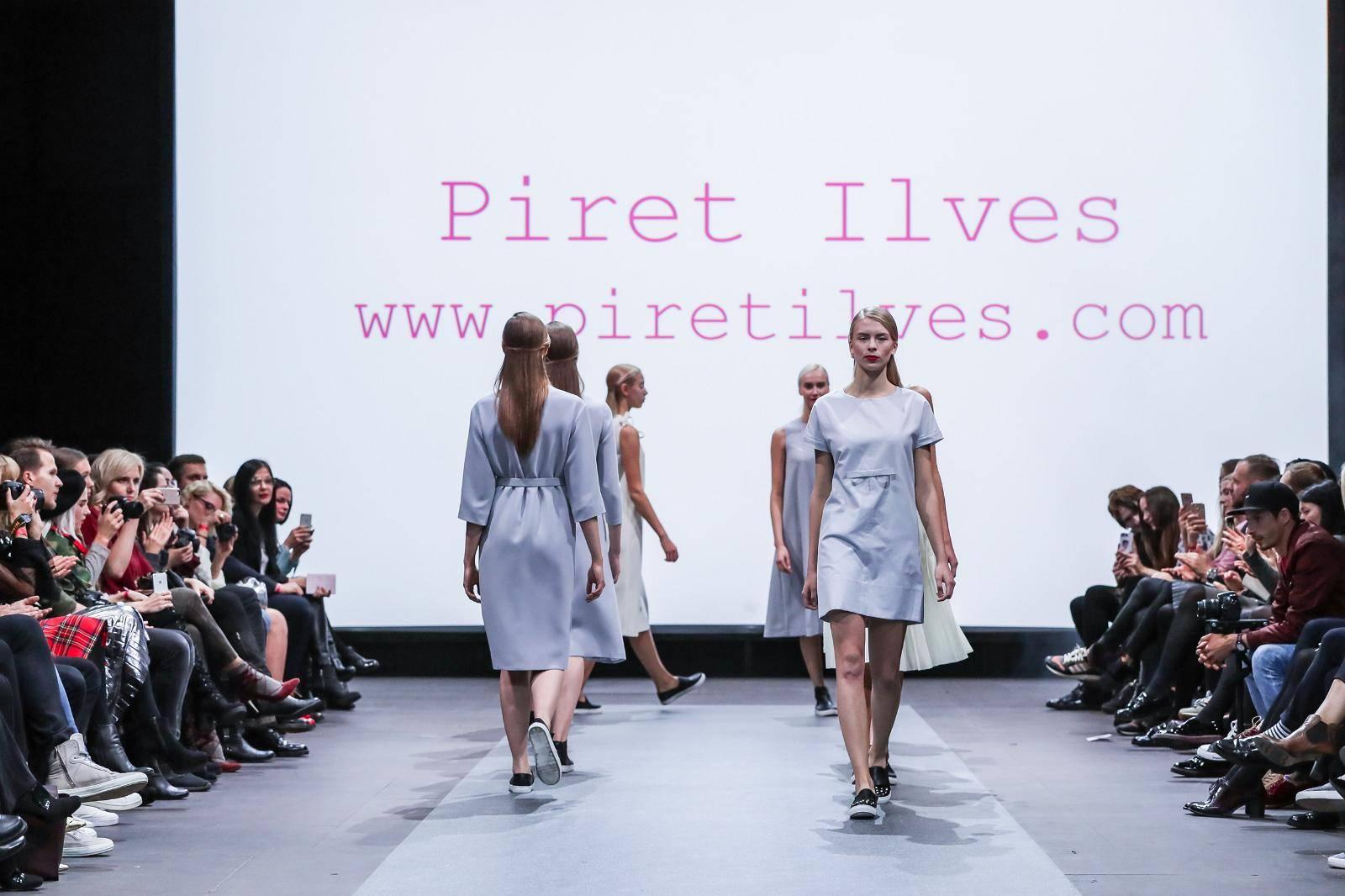 Piret Ilves Fashion House-Store in Tallinn,Estonia