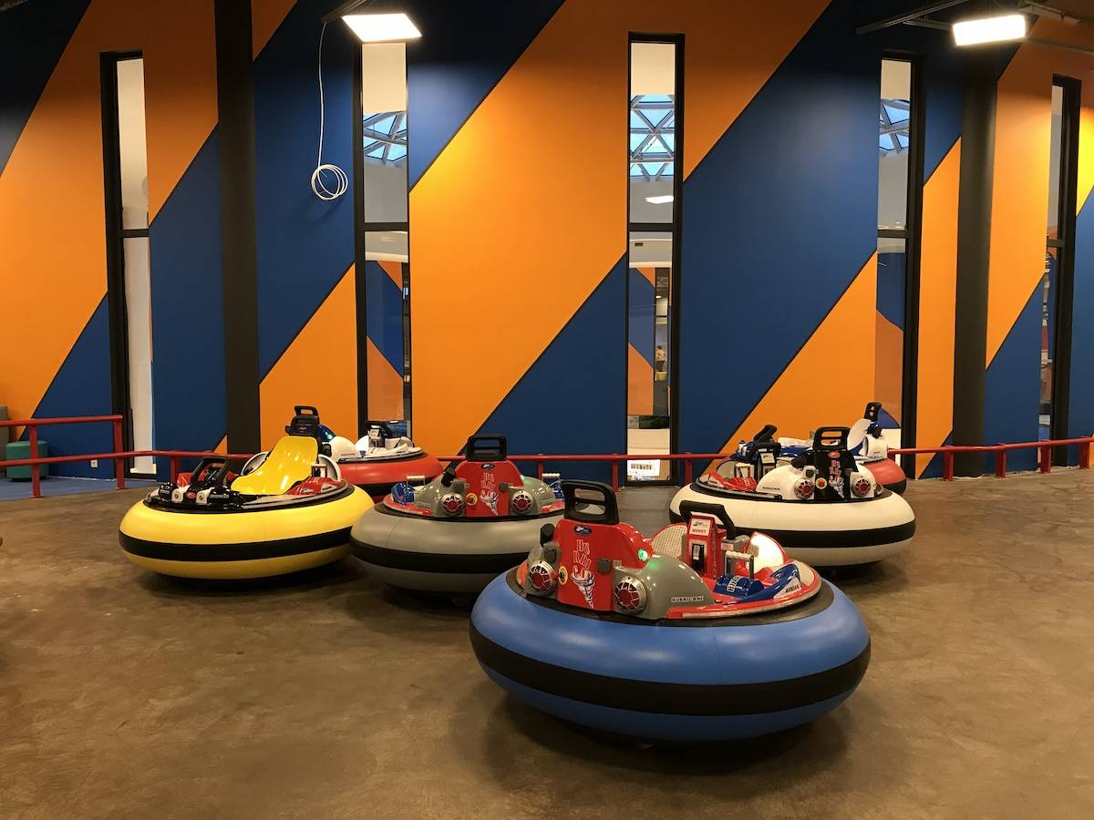 skypark trampoline center 5