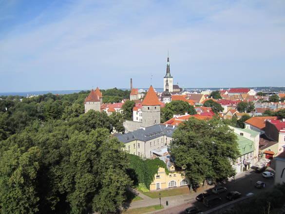 Vanalinn, Päev Tallinnas ekskurssioon