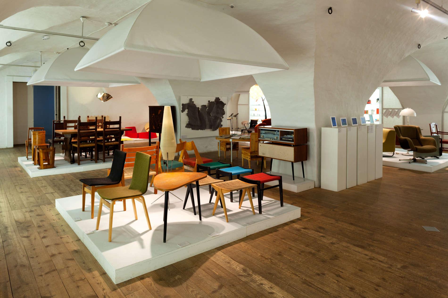 Viron Taideteollisuus- ja Muotoilumuseo Tallinnassa Virossa