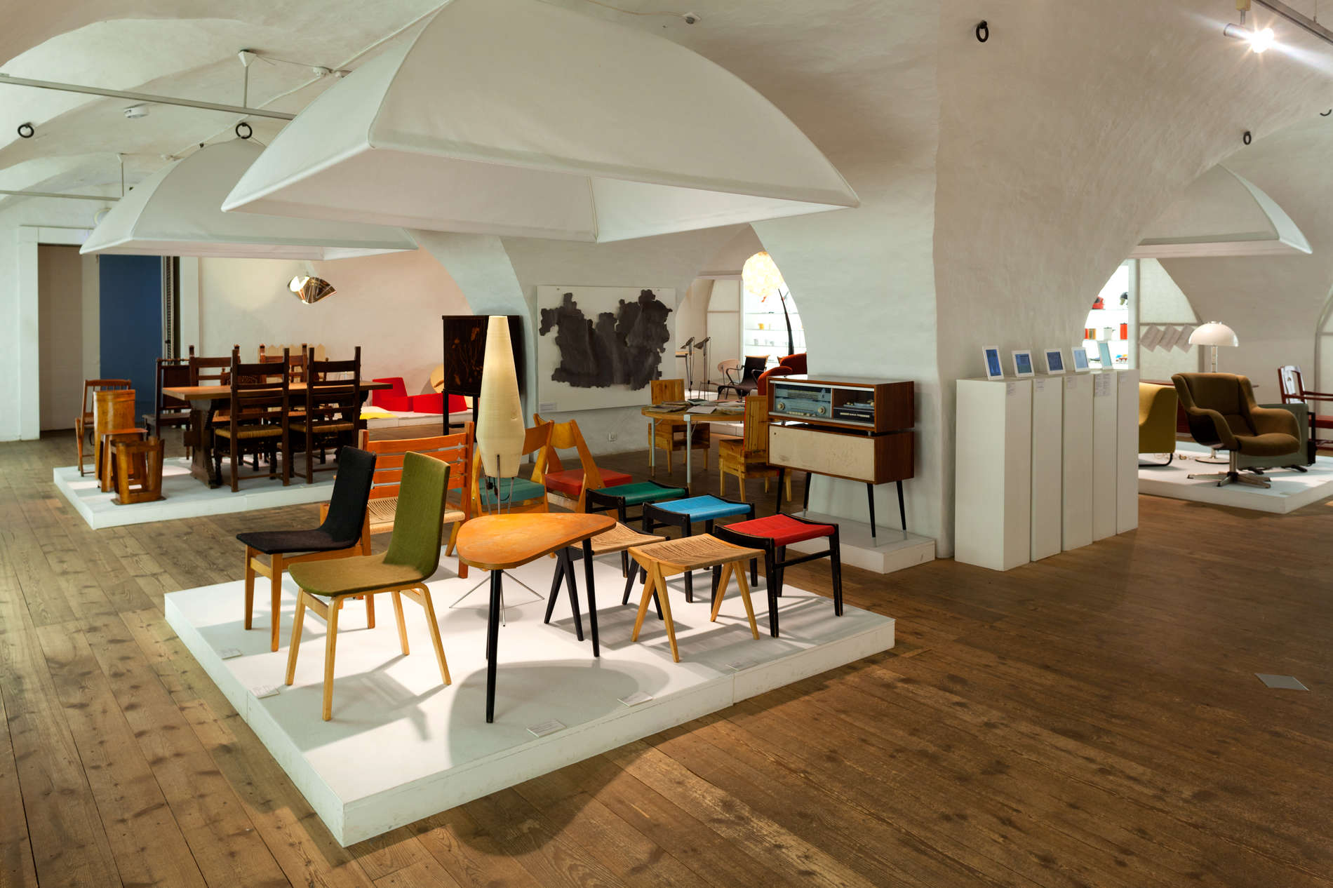 Estonian Museum of Applied Art and Design in Tallinn, Estonia