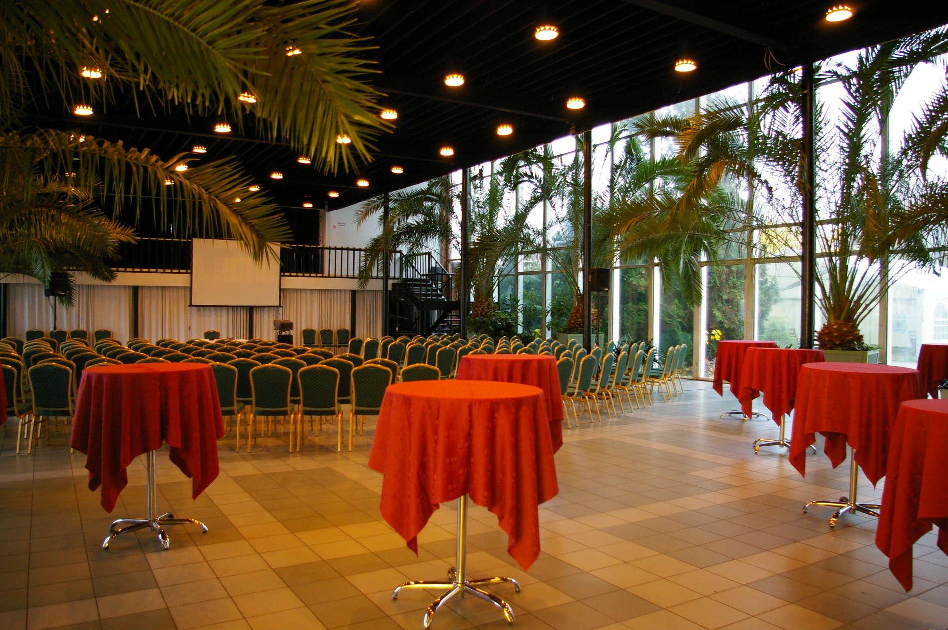 Flower Pavilion - konverentsiruum