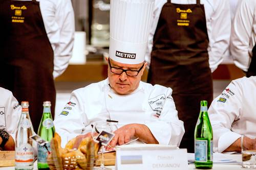 Dimitri Demjanov: A place in the Bocuse d'Or final is a sign of Estonia's high food culture