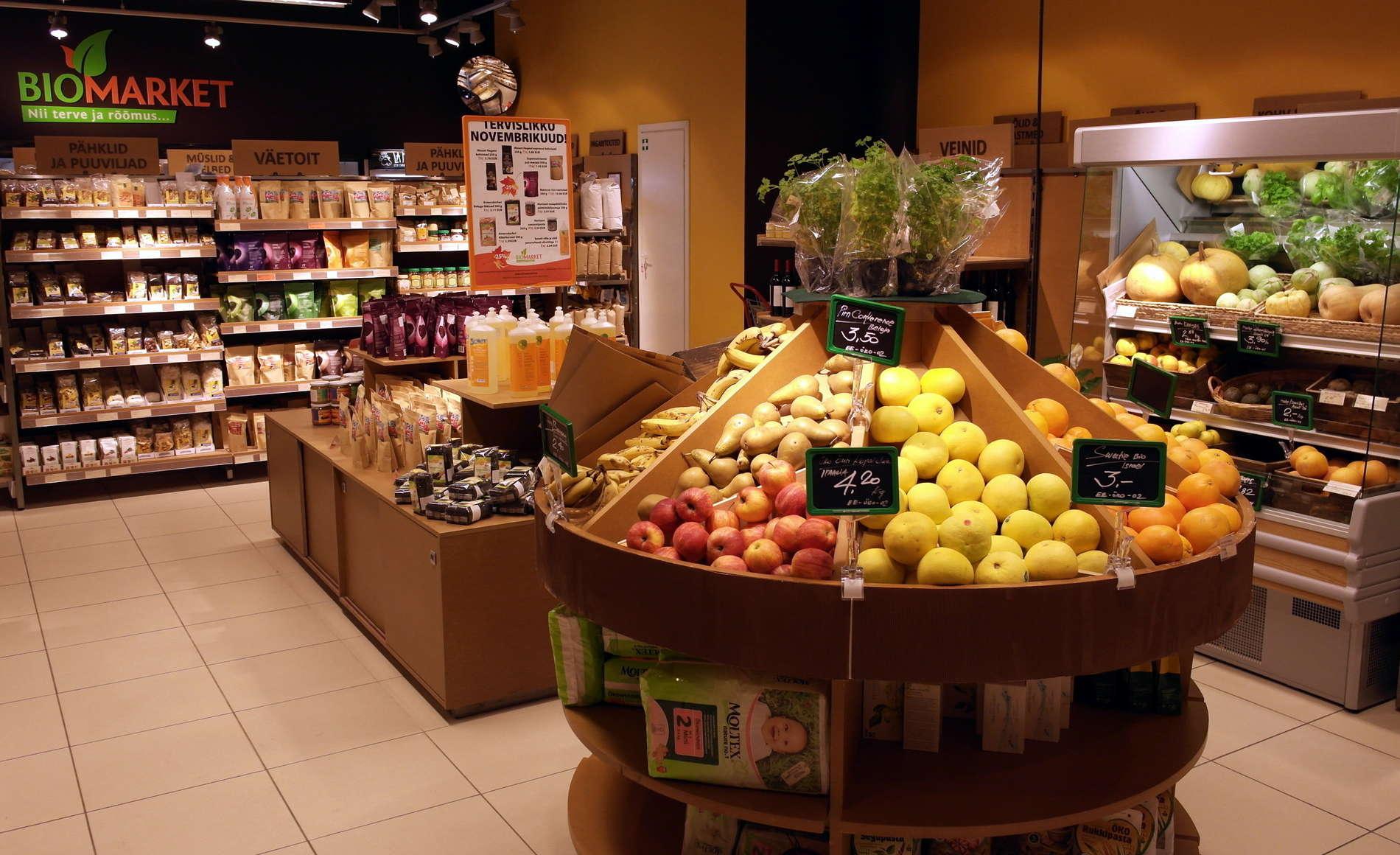 Biomarket - Solaris