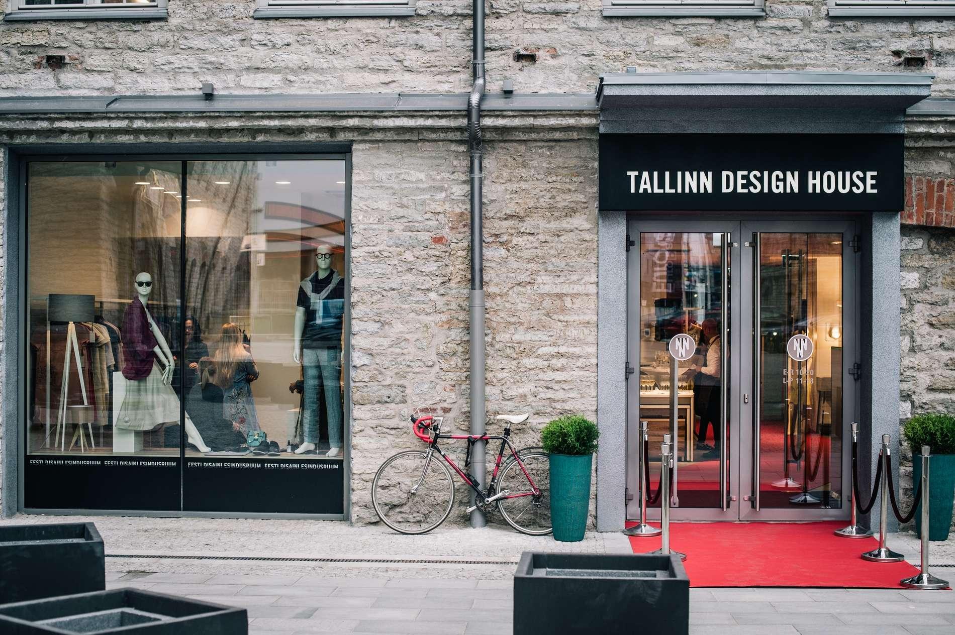 Tallinn Design House - välis