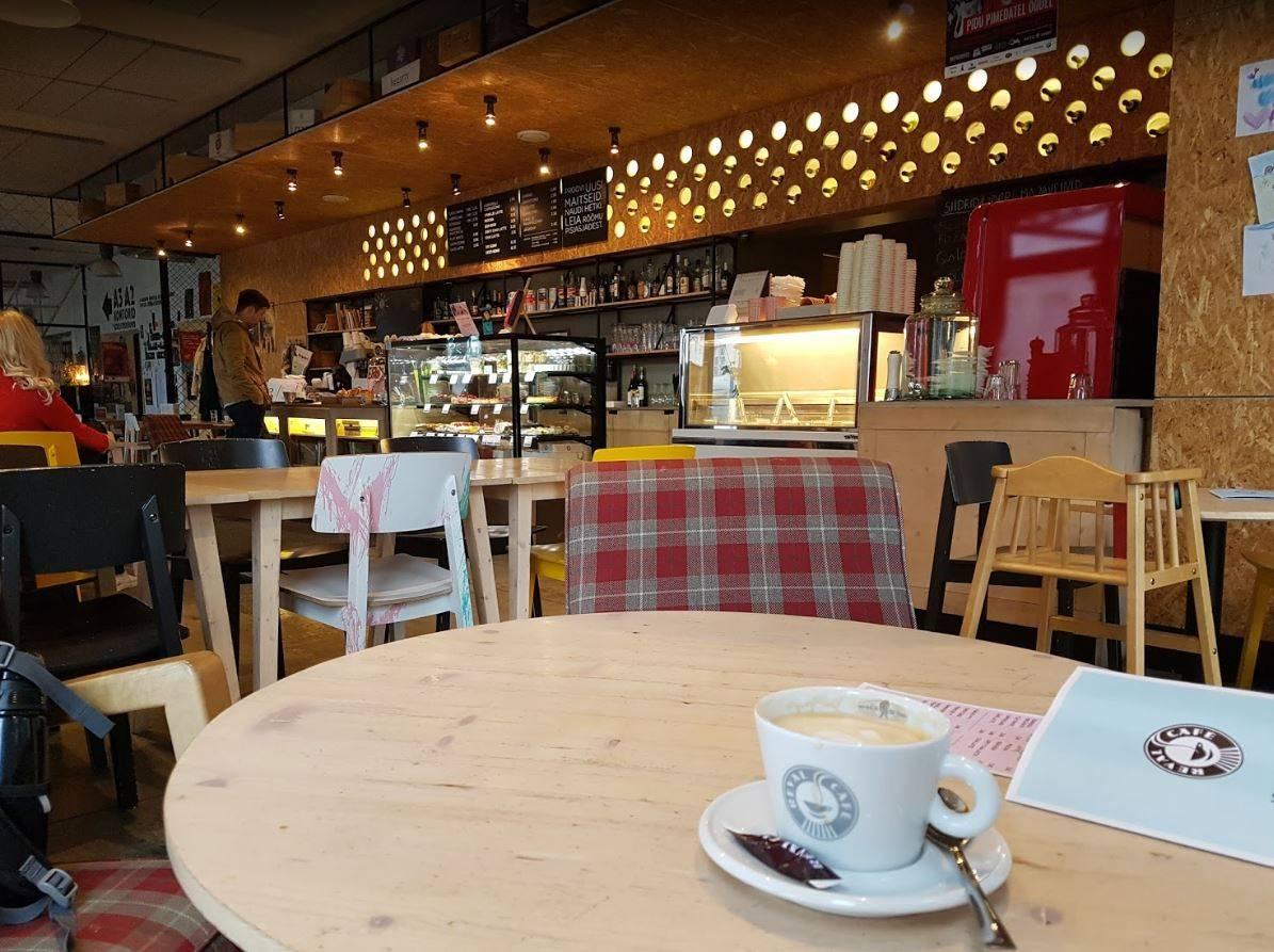 Reval Cafe Telliskivi