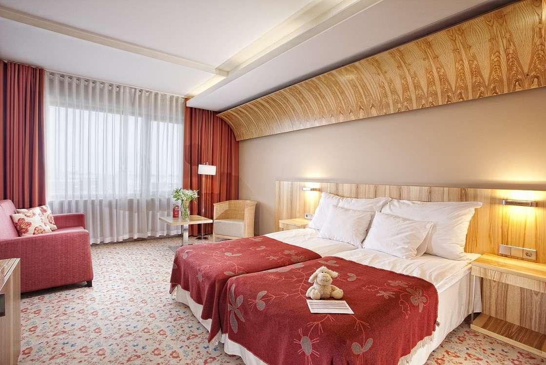 Hotell Euroopa **** - standardtuba