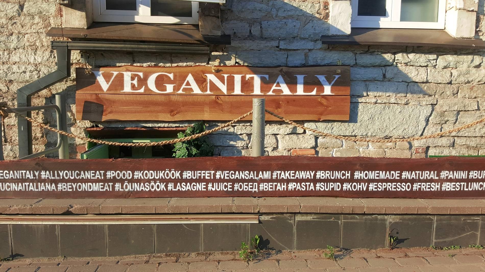Vegan Italy in Tallinn, Estonia