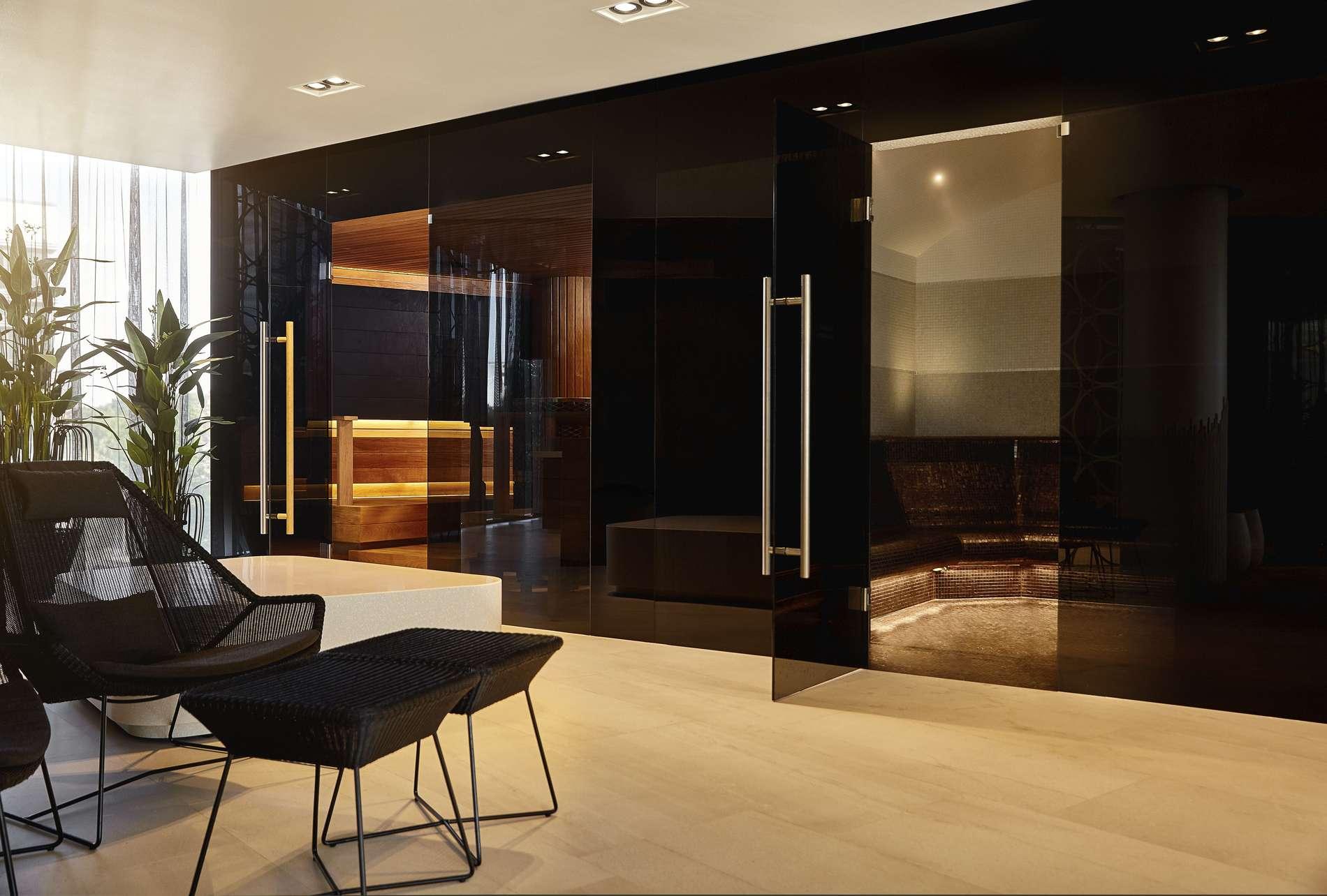 Hilton Eforea spa and health club Tallinnasa