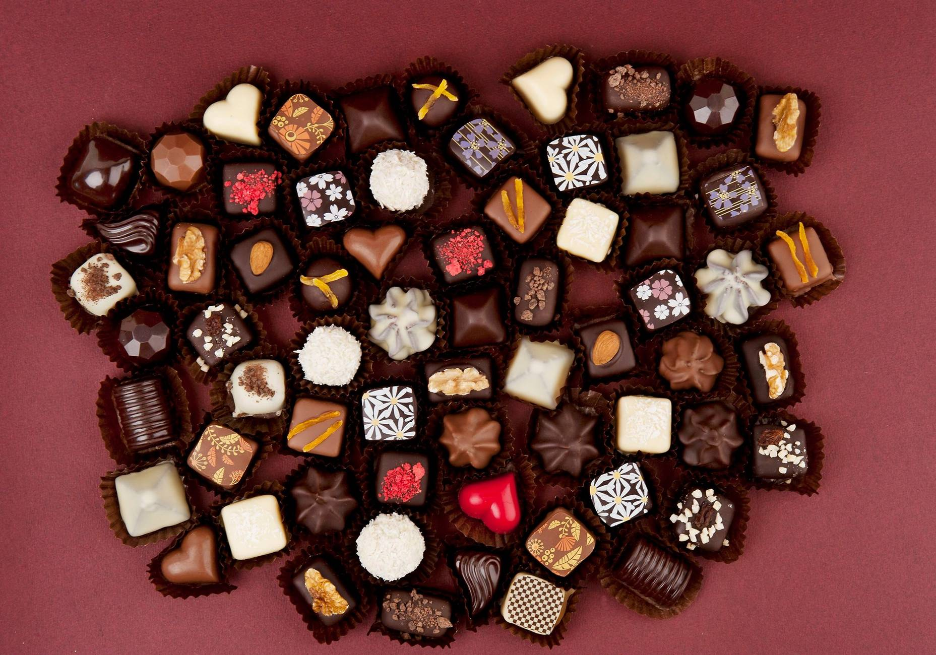 Anneli Viik hand made chocolate in Tallinn,Estonia