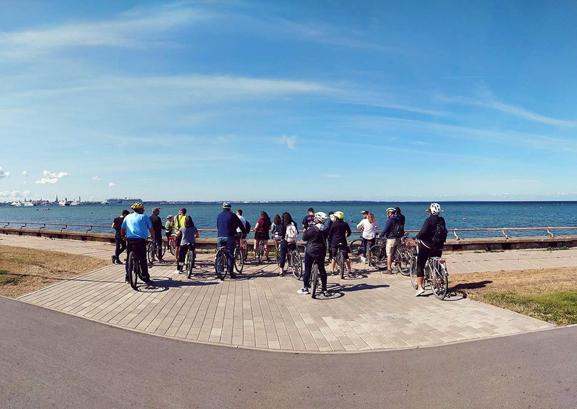 City Bike in Tallinn,Estonia