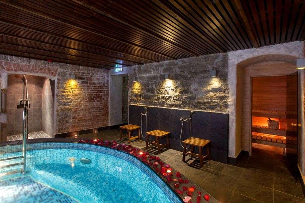 ZEN Spa von Stackelberg Hotel Tallinn