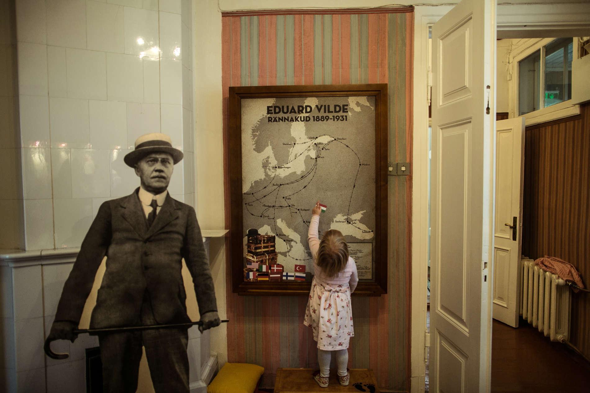 Vilden Museo Kadriorgissa Tallinnassa Virossa