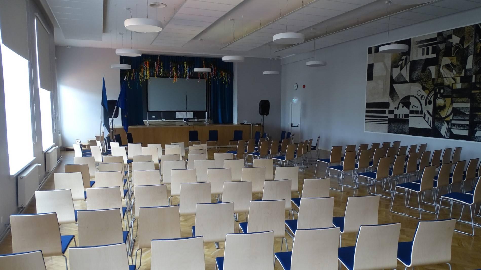 Tallinn European School - standardtuba
