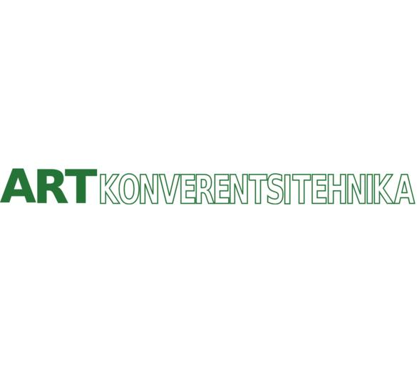 Logo of ART Konverentsitehnika, a conference tech company