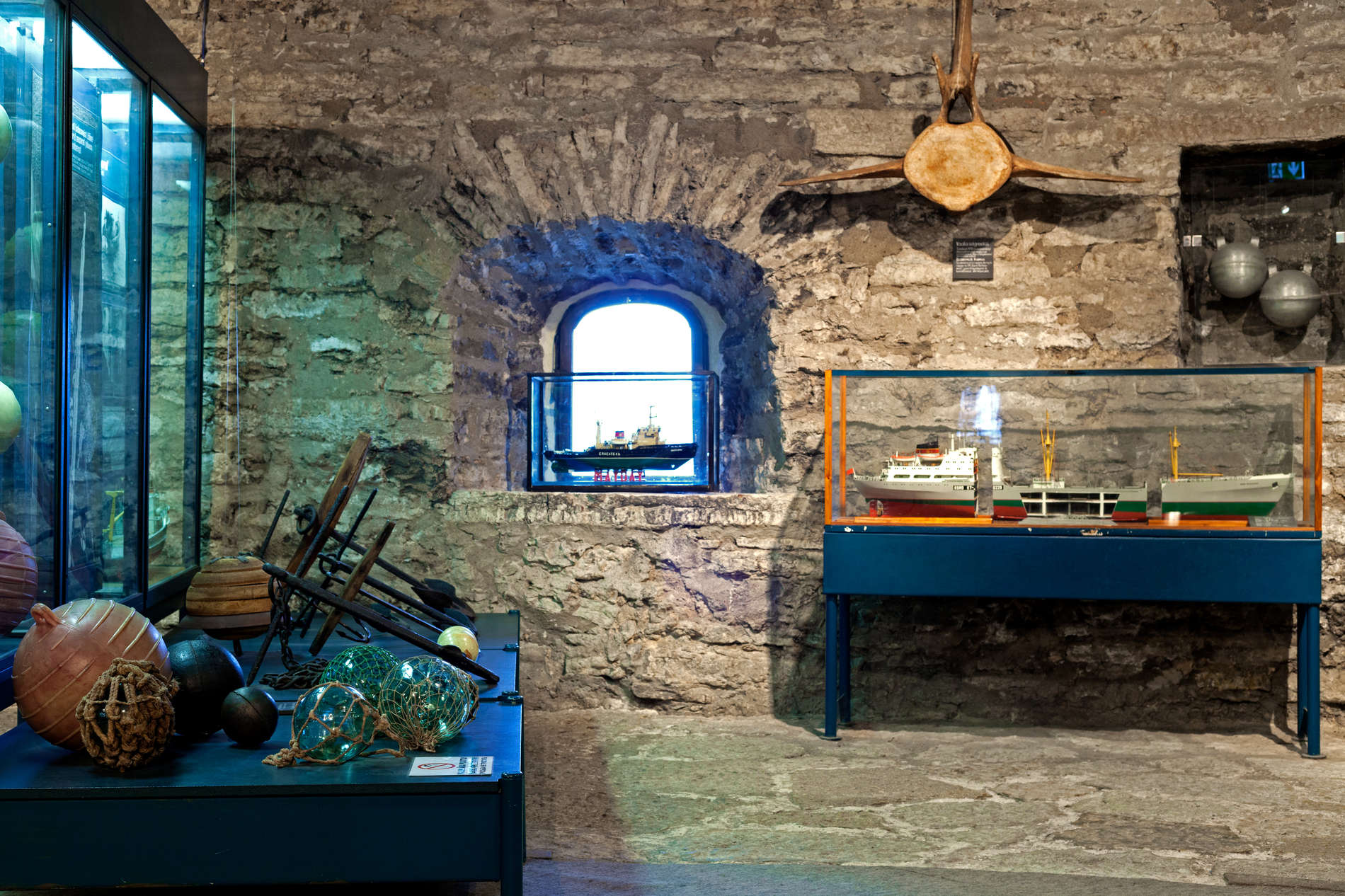 Estonian Maritime Museum – Fat Margaret's Tower