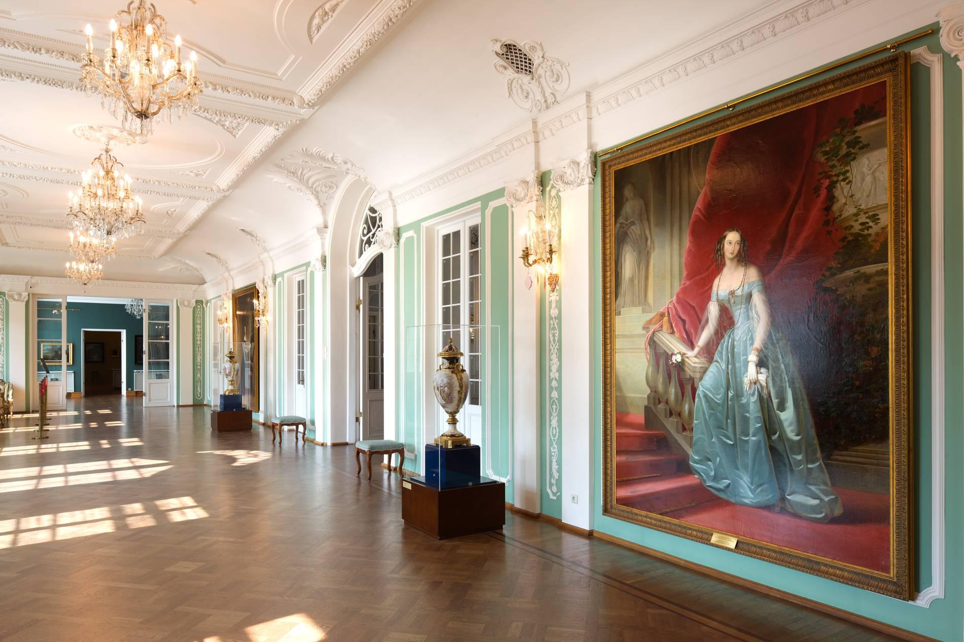 Kadriorgin palatsi - Kadriorgin taidemuseo Tallinnassa Virossa