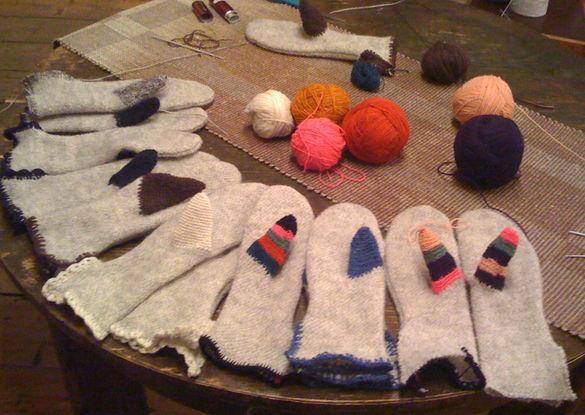 Emma Leppermann's Studio Shop, handicraft, kindad
