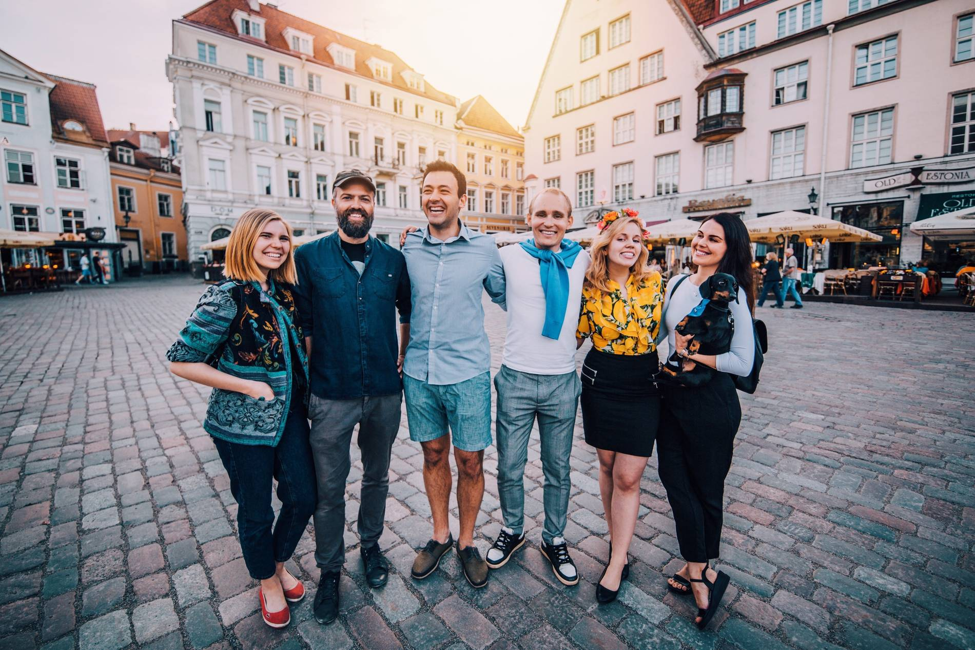 Tallinn in a Nutshell Free Walking Tour